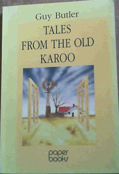 Image for Tales from the old Karoo