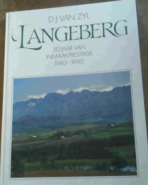 Image for Langeberg