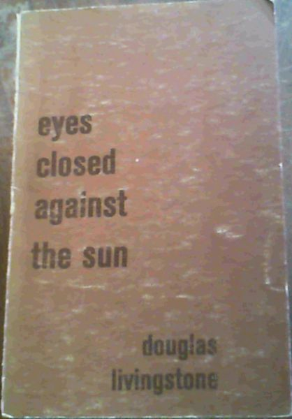 Image for Eyes Closed Against the Sun