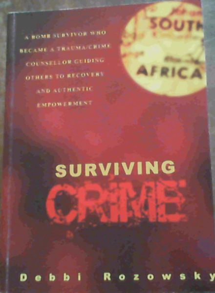 Image for Surviving Crime