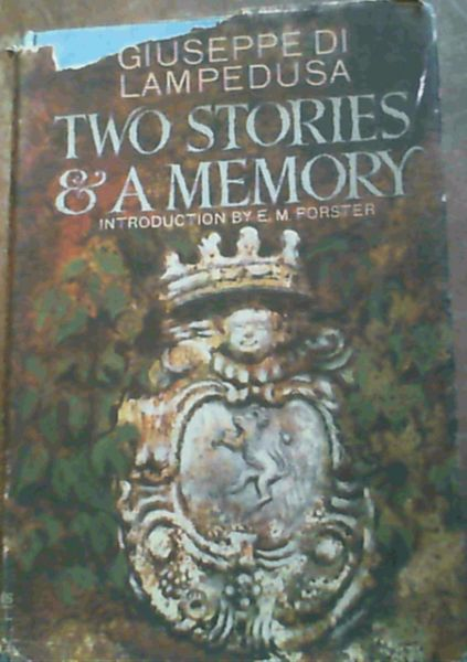 Image for Two Stories and a Memory