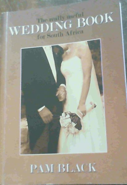 Image for The Really Useful Wedding Book for South Africa