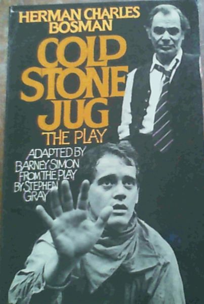 Image for Cold Stone Jug : The Play