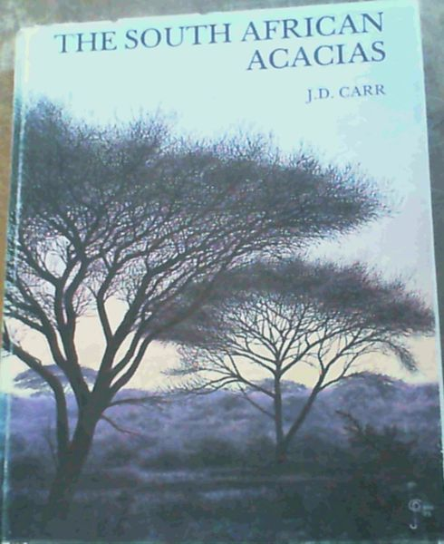 Image for The South African Acacias
