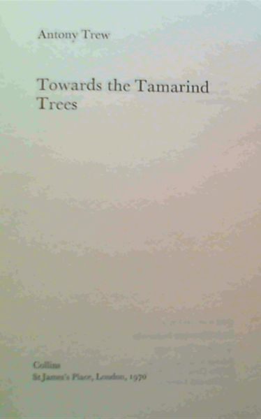 Image for Towards the Tamarind Trees