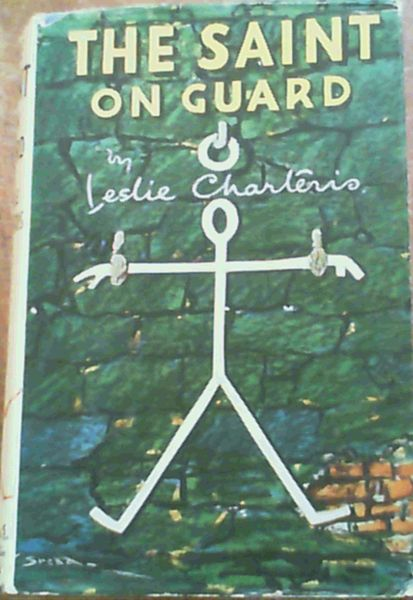 Image for The Saint On Guard