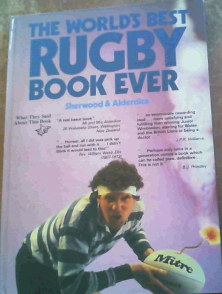 Image for World's Best Rugby Book Ever