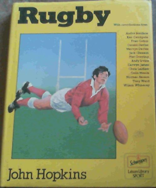 Image for Rugby (Schweppes leisure library : Sport)