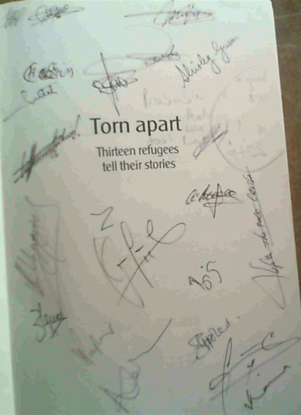 Image for Torn Apart - Thirteen refugees tell their stories