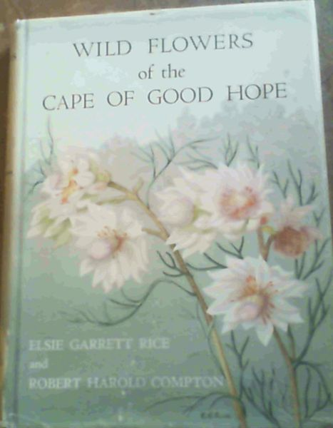 Image for Wild Flowers of the Cape of Good Hope