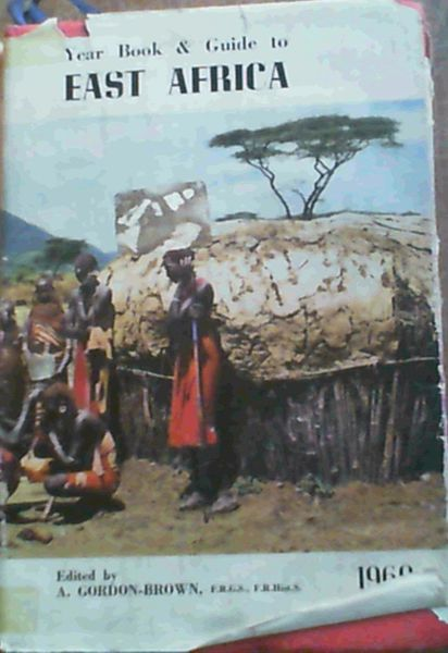 Image for Year Book & Guide to East Africa 1960