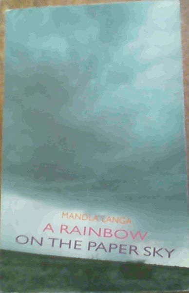 Image for A Rainbow On The Paper Sky