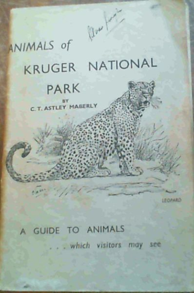 Image for What Buck Is That? - A guide to the Antelope and other more notable animals of the Kruger National Park