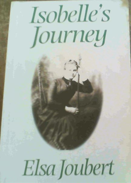 Image for Isobelle's Journey