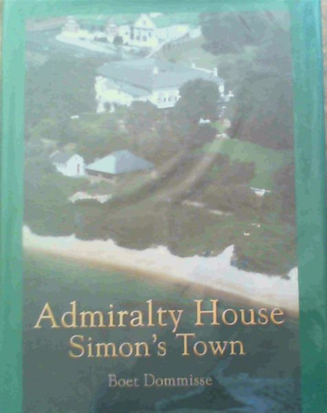 Image for Admiralty House, Simon's Town