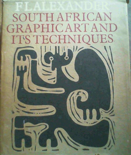 Image for South African graphic art and its techniques
