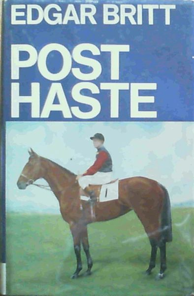 Image for Post Haste