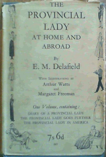 Image for The Provincial Lady At Home Abroad Omnibus Edition