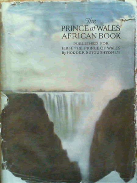 Image for The Prince of Wales' African Book