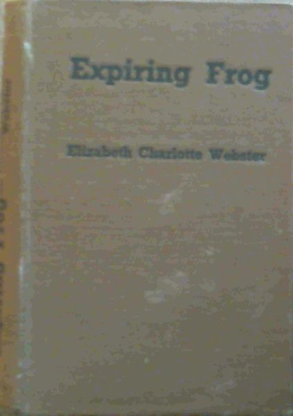 Image for Expiring Frog