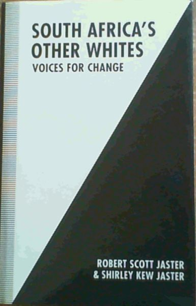 Image for South Africa's Other Whites: Voices for Change