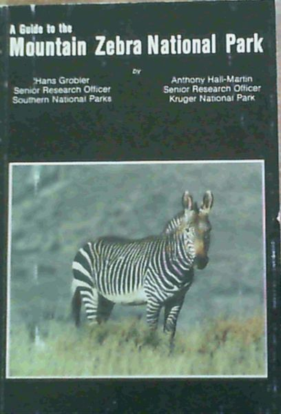 Image for A Guide to the Mountain Zebra National Park