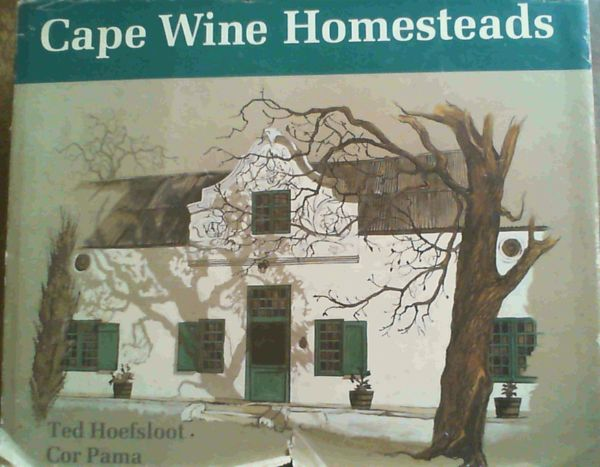 Image for CAPE WINE HOMESTEADS