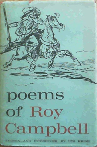 Image for Poems of Roy Campbell