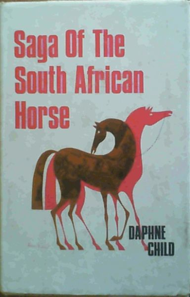 Image for Saga of the South African Horse