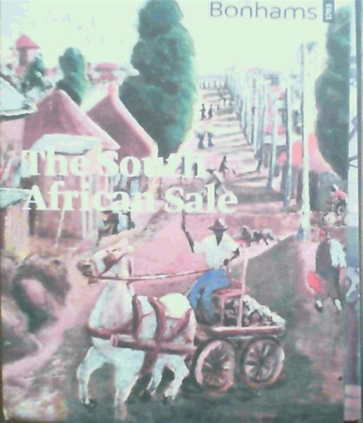 Image for The South African Sale - 2011 : Auction catalogues -Three parts