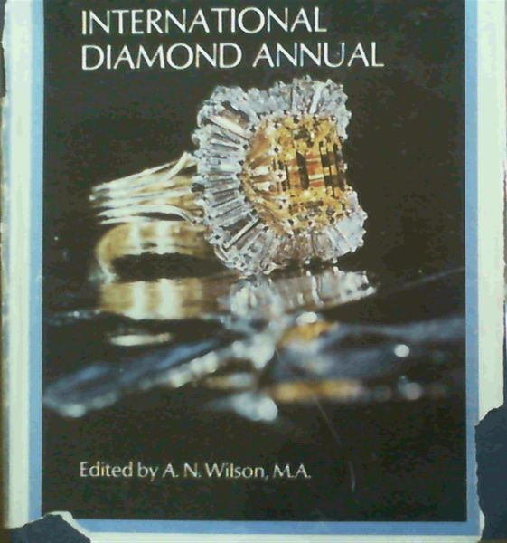 Image for International Diamond Annual Volume 1 1971