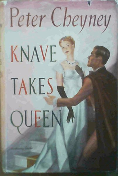 Image for Knave Takes Queen
