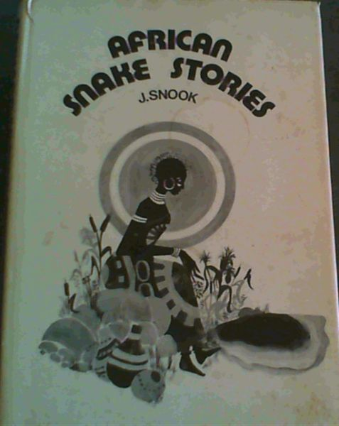 Image for African snake stories