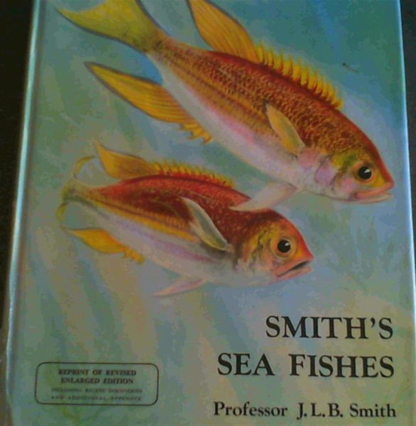 Image for Smith's Sea Fishes