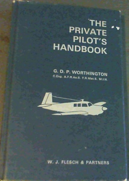 Image for The Private Pilot's Handbook