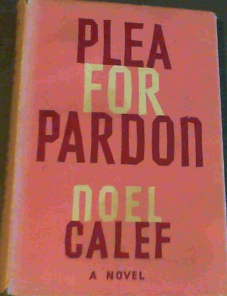 Image for Plea for Pardon