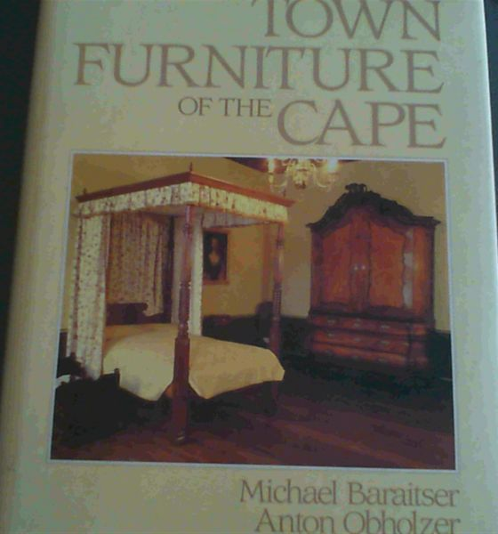 Image for Town Furniture of the Cape