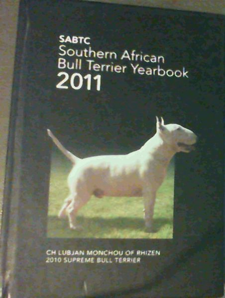 Image for SABTC : South African Bull Terrier Yearbook 2011