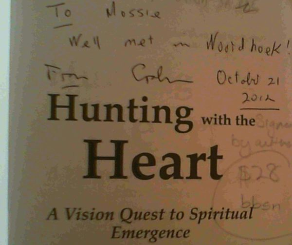 Image for Hunting with the Heart - A Vision Quest for spiritual emergence