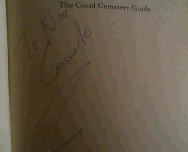 Image for The Good Cemetery Guide (Fiction Africa)