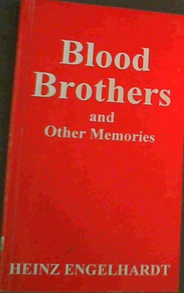 Image for Blood Brothers and other Memories