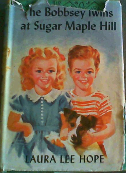 Image for The Bobbsey Twins at Sugar Maple Hill