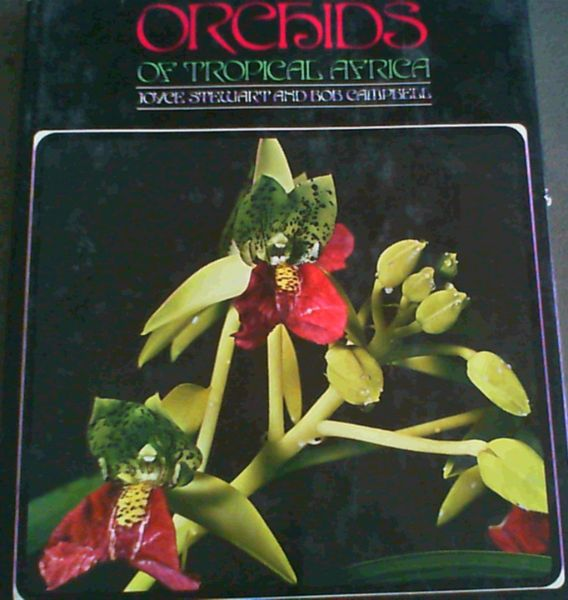 Image for Orchids of Tropical Africa