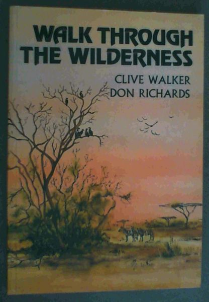 Image for Walk through the wilderness
