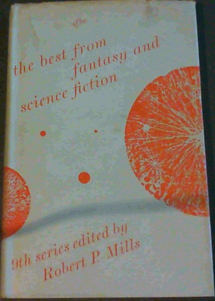 Image for The Best from Fantasy and Science Fiction