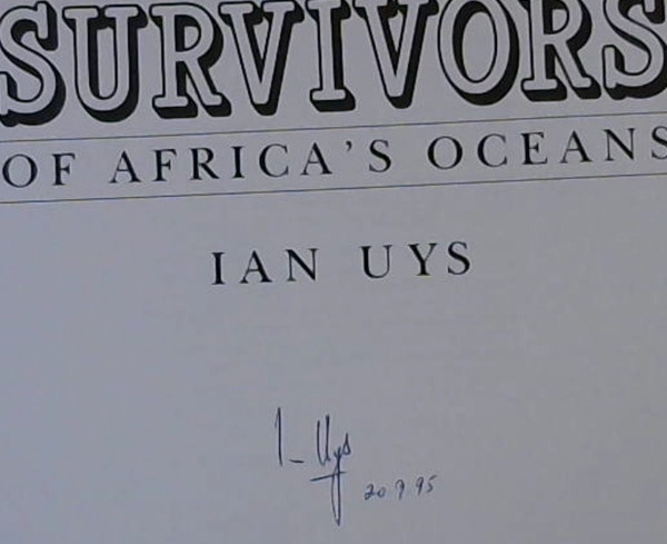 Image for Survivors of Africa's Oceans