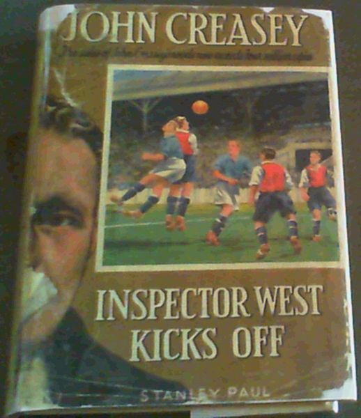 Image for Inspector West Kicks Off