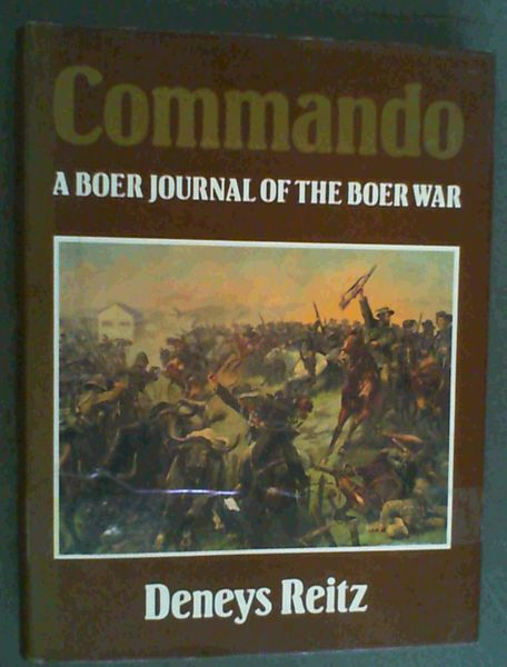 Image for Commando: A Boer Journal OfThe Boer War