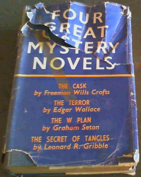 Image for Four Great Mystery Novels