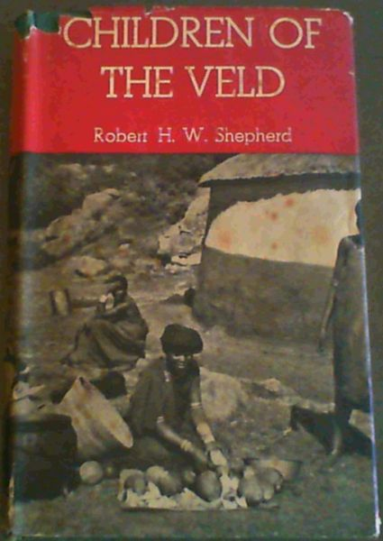 Image for Children of the Veld - Bantu Vignettes